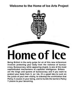 Home of Ice Arts Project